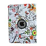 inShang iPad Case 9.7 inch 2017/2018 ipad air iPad air 2 Premium PU Leather Multi-Function Stand Cover 360 degree Rotation, With Auto Sleep Wake Function