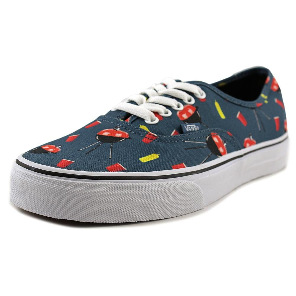 Vans Authentic B0198WO9NY 14.5 B(M) US Women / 13 D(M) US Men|(Pool Vibes)blue Ashes/True White