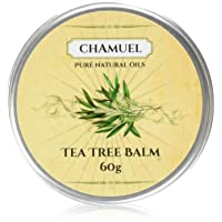 Tea Tree Oil Balm -100% All Natural | Great Cream for Soothing Common Skin Irritations...