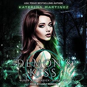 Demon's Kiss Audiobook
