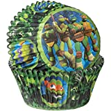 Wilton Industries 415-7745 50 Count Teenage Mutant Ninja Turtles Baking Cups