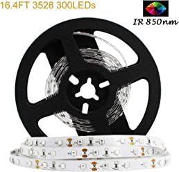 Amazon com: LightingWill: IR LED Strips