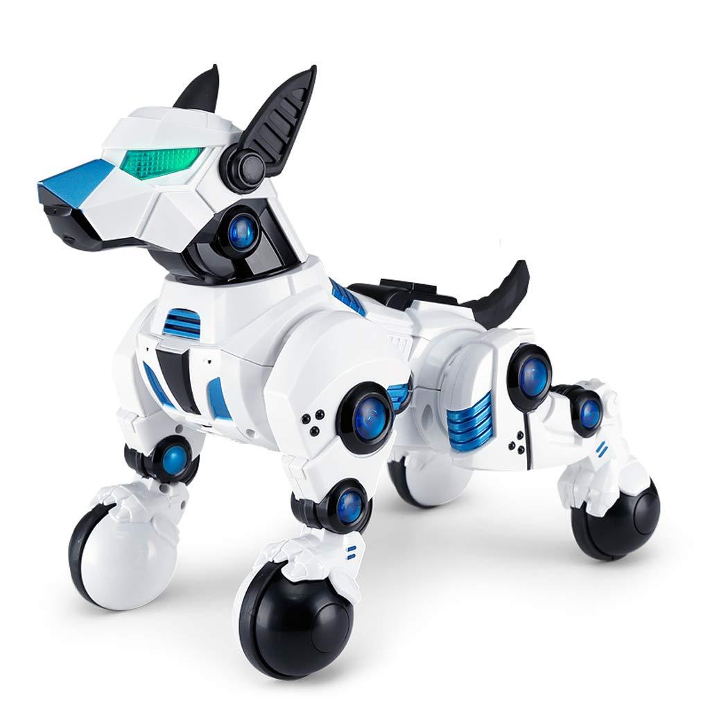 Roboter Spielzeug Fernbedienung Intelligente Bionic Roboter Hund Lade Elektrische Kind Spielzeug Hund Jungen Mädchen Geburtstagsgeschenk Geschenk Eltern-kind-interaktion