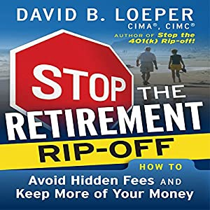 Stop the Retirement Rip-Off Audiobook
