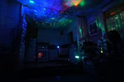laser stars indoor light show the most