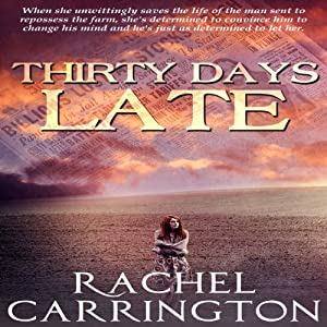 Thirty Days Late Audiobook