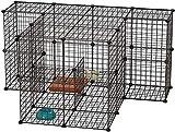 JYYG Small Pet Pen Bunny Cage Dogs Playpen Indoor
