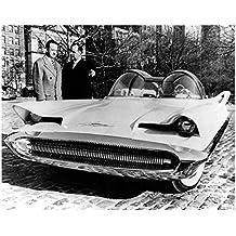 1955 Lincoln Futura Experimental Car Photo Batmobile