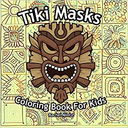 Tiki Mask coloring page | Free Printable Coloring Pages | 260x260
