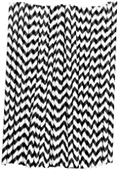 Black and White Check Value 3-Pack Creative Converting 18 Count Beverage Napkins