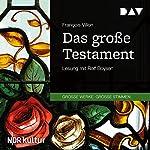 Das große Testament | François Villon