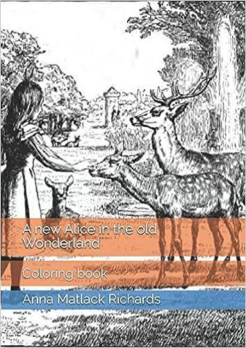 Alice In Wonderland Coloring Book Amazon