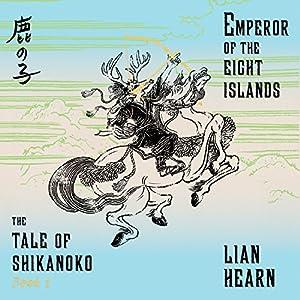 Emperor of the Eight Islands Audiobook