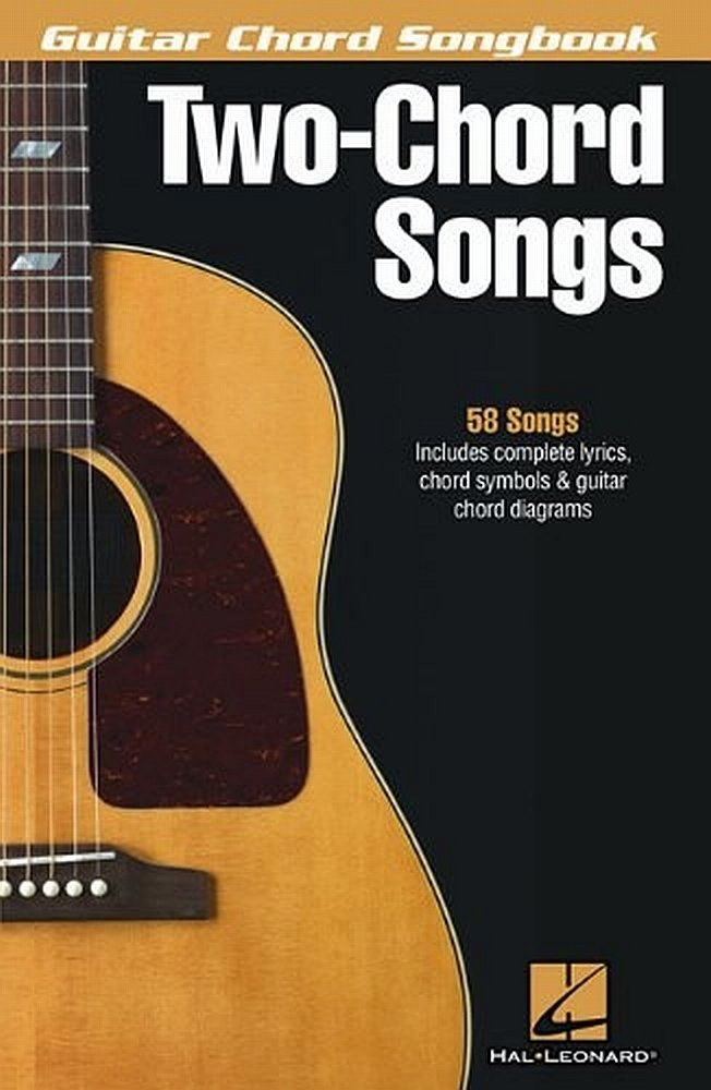 Amazon Com Two Chord Songs Guitar Chord Songbook 0884088906443 Various Books