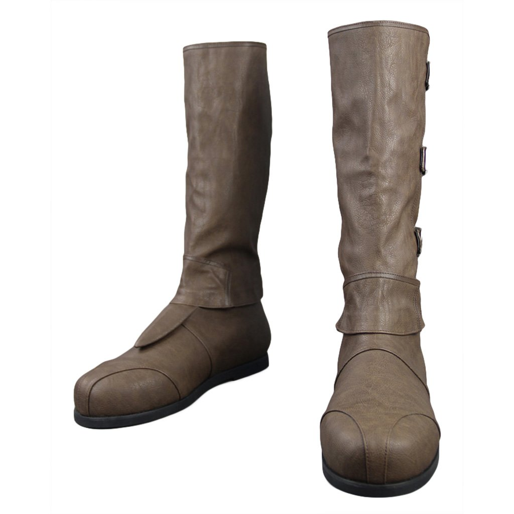 Di Holysteed Assassin's Creed Altair Botas Cosplay Chaussures Hombres 42