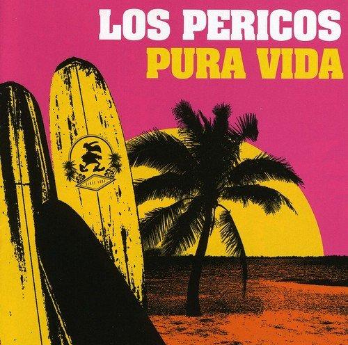 CD : Los Pericos - Pura Vida (CD)