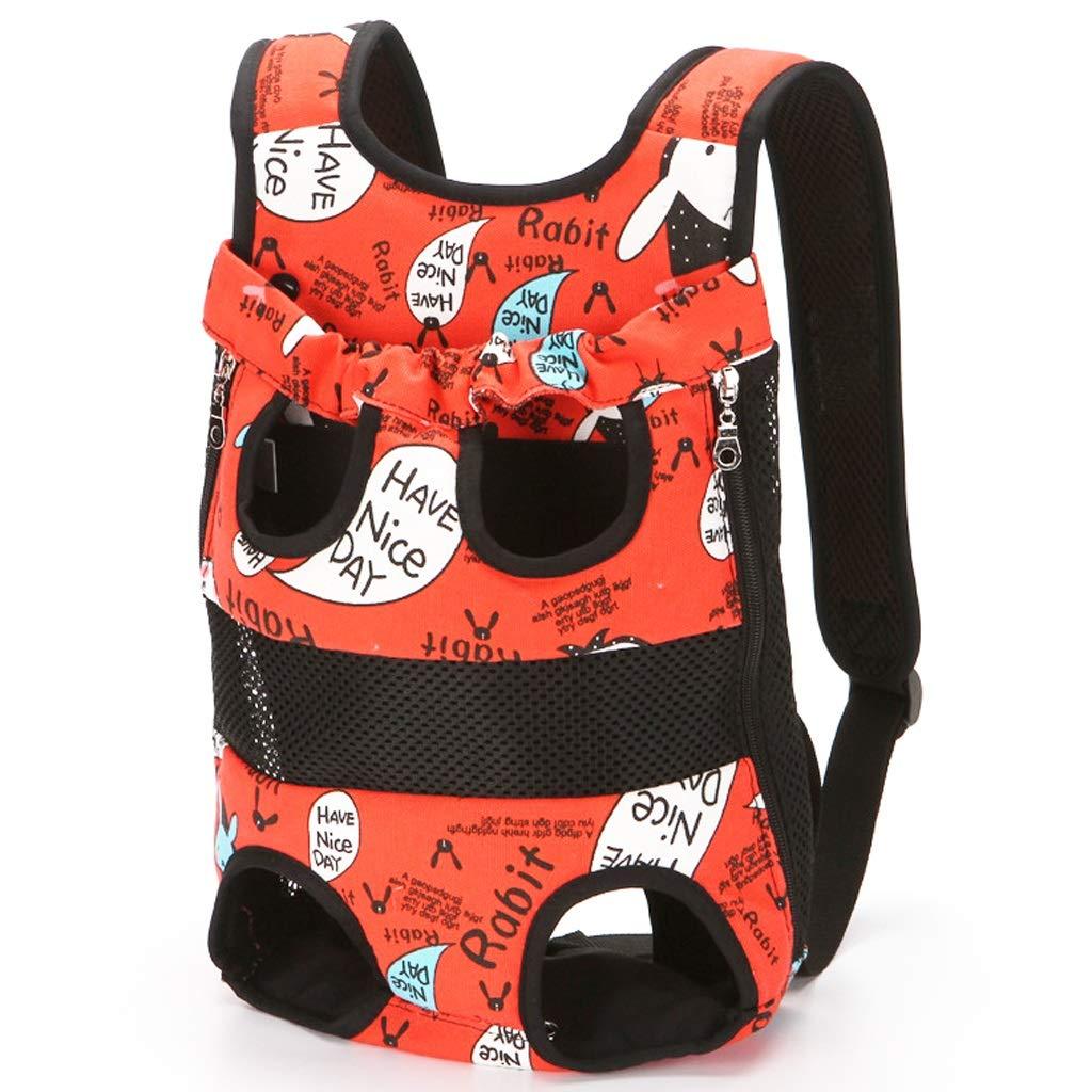 C M C M ZH1 Pet Bag Pet Outdoor Portable Shoulder Bag Is Breathable, Portable, Adjustable Shoulder Strap, 4 Styles And 4 Sizes Pet Bicycles (color   C, Size   M)