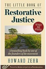 [(The Little Book of Restorative Justice)] [By (author) Howard Zehr] published on (September, 2015) Paperback
