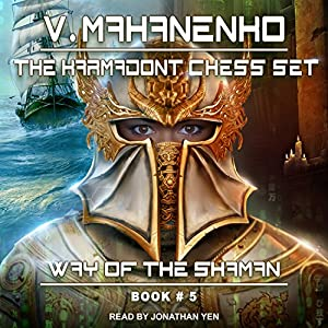 The Karmadont Chess Set Audiobook