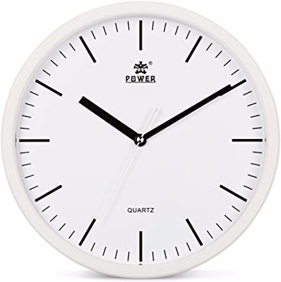 Komo Stylish Classic Quartz Large Wall Clock Non Ticking Silent Modern muted living room bedroom personality creative clocks wall clock C