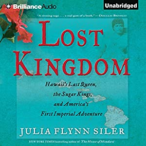 Lost Kingdom Audiobook