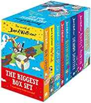 The World of David Walliams: The Biggest Box Set [Paperback] [Feb 23, 2017] David Walliams