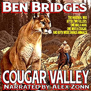 Cougar Valley Audiobook