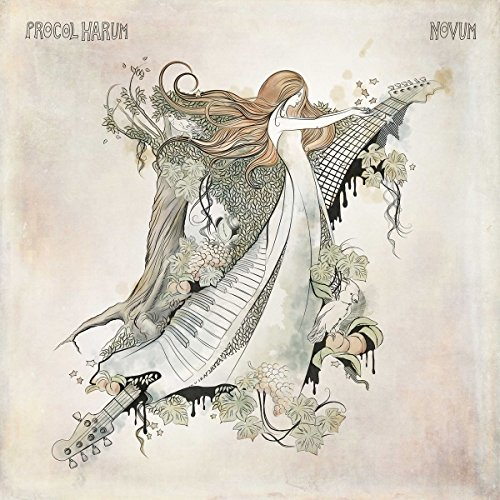 Procol Harum - Novum (2017) [WEB FLAC] Download