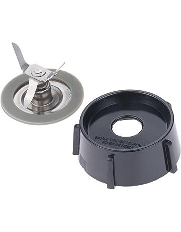 Cuchilla con base inferior y junta de goma para sellar, compatible con oster blenders