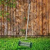 "USAStock 16.5"" Roller Lawn Aerator Gardening Tool"