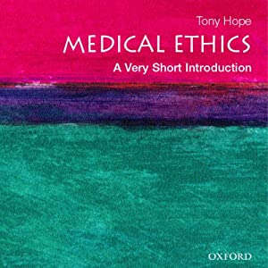 Medical Ethics: A Very Short Introduction Audiobook