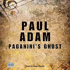 Paganini's Ghost Audiobook