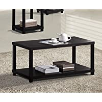 ACME Wei Coffee Table, Espresso Finish