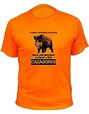 Camisetas Personalizadas de Caza, Todos nacemos Iguales, Ideas Regalos, Verraco