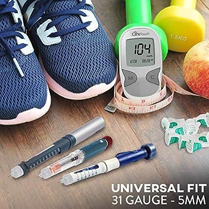medicare insulina agujas para pluma diabetes