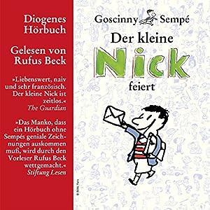 Der kleine Nick feiert Hörbuch