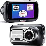 Nextbase 422GW Dash Cam Small with APP- Full 1440p/30fps Quad HD Recording in Car Camera- Amazon Alexa Voice Control- WiFi GP