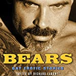 Bears: Gay Erotic Stories | Richard Labonte (editor),Jeff Mann,Doug Harrison,David May,Dale Chase,Jay Neal