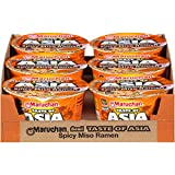 Maruchan Bowl Taste of Asia Spicy Miso, 3.38
