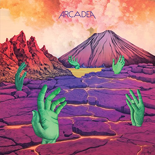 Arcadea - Arcadea (2017) [FLAC] Download