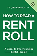 How To Read A Rent Roll: A Guide to Understanding Rental Income Paperback