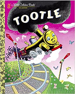 Book's Cover of Tootle (Anglais) Relié – Livre d'images, 12 février 2001