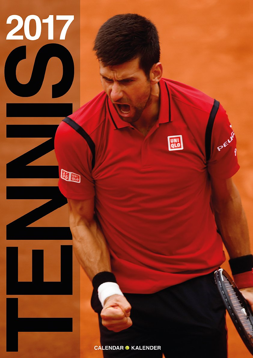Tennis 2017: Amazon.es: Roger Federer, Rafael Nadal, Novak Djokovic, Andy Murray: Libros en idiomas extranjeros