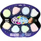 Educational Insights Playfoam Glow in the Dark 8-Pack | Non-Toxic, Never Dries Out | Sensory, Shaping Fun, Arts & Crafts For