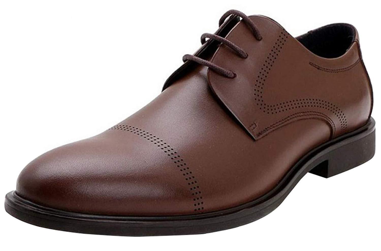 Bspringaaa 949  500 herr Lace Up Derby skor skor skor Business Dress skor bröllop skor mode svart (färg  svart, Storlek  40EU)  till salu 70% rabatt