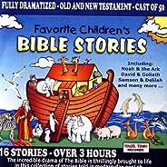 Favorite Children's Bible Sto
