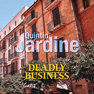 Deadly Business Audiobook