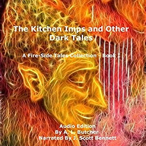 The Kitchen Imps and Other Dark Tales Audiobook