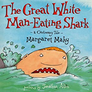 The Great White Man-Eating Shark Audiobook