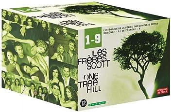 Les Frères Scott - L'intégrale des saisons 1 à 9 - Nouvelle édition - Coffret DVD